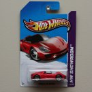 Hot Wheels 2013 HW Showroom Porsche 918 Spyder (red)