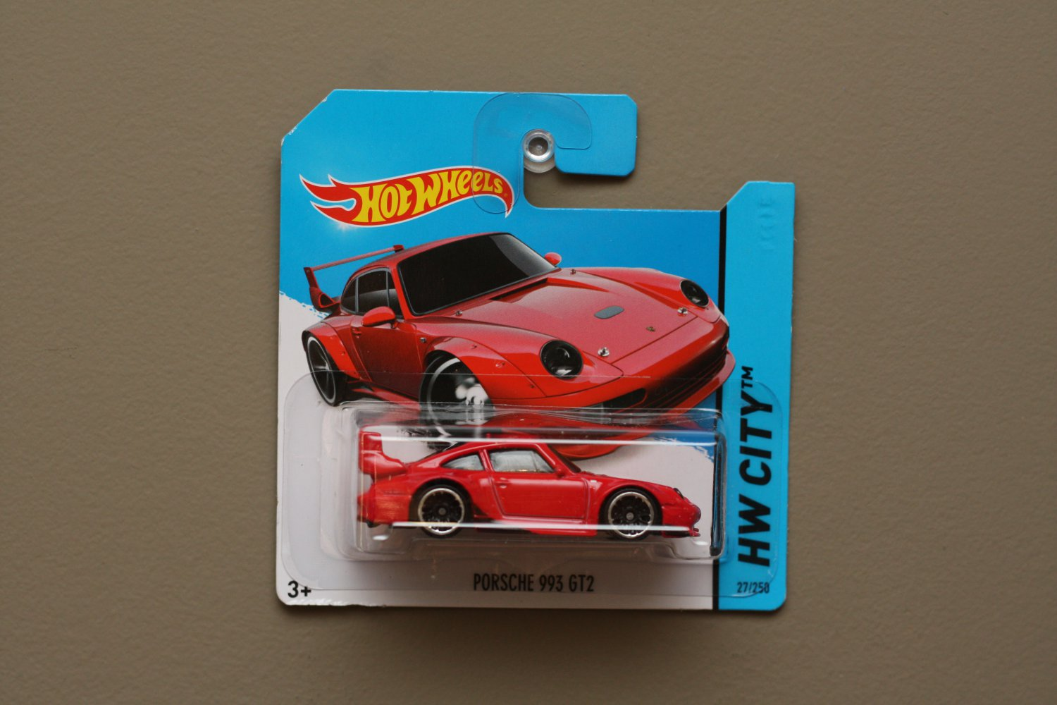 hot wheels 2014 hw city porsche 993 gt2 red. Black Bedroom Furniture Sets. Home Design Ideas