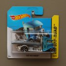 Hot Wheels 2014 HW Off-Road Fast-Bed Hauler (blue)