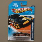 Hot Wheels 2010 Faster Than Ever Corvette Grand Sport (black - Kmart Excl.)