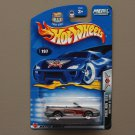 Hot Wheels 2003 Final Run 1996 Mustang GT (silver)
