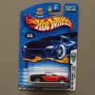 Hot Wheels 2003 First Editions Bugatti Veyron (black & red)