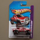 [WHEEL ERROR] Hot Wheels 2013 HW Showroom '10 Toyota Tundra (red)
