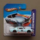 [WHEEL ERROR] Hot Wheels 2013 HW Showroom '70 Chevy Chevelle SS (turquoise)