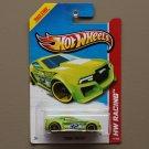 [WHEEL ERROR] Hot Wheels 2013 HW Racing Torque Twister (green)