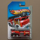 [WHEEL ERROR] Hot Wheels 2013 HW City 5 Alarm (red)