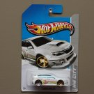 [WHEEL ERROR] Hot Wheels 2013 HW City Subaru WRX STI (white)