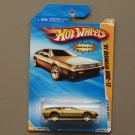 Hot Wheels 2010 New Models '81 Delorean DMC-12 (gold)