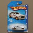 Hot Wheels 2010 Faster Than Ever Custom V8 Vega (white)