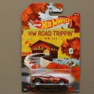 Hot Wheels 2014 Road Trippin' '09 Corvette ZR1