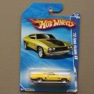 Hot Wheels 2010 HW All Stars '73 Ford Falcon XB (yellow)