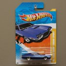 Hot Wheels 2011 New Models '72 Ford Gran Torino Sport (blue)
