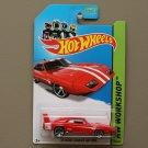 Hot Wheels 2014 HW Workshop '69 Dodge Charger Daytona (red)
