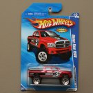 Hot Wheels 2010 HW Performance Dodge Ram 1500 (red)