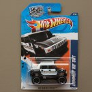 Hot Wheels 2011 HW Main Street Hummer H2 SUT (black)
