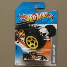 Hot Wheels 2011 HW Video Game Heroes Bone Shaker (black)