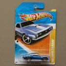 Hot Wheels 2011 New Models '68 COPO Camaro (blue)