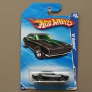 Hot Wheels 2010 Muscle Mania '67 Camaro (black)
