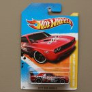 Hot Wheels 2011 New Models Dodge Challenger Drift Car (red)