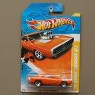Hot Wheels 2011 New Models '70 Dodge Charger R/T (orange)