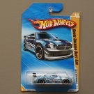 Hot Wheels 2010 New Models Dodge Charger Drift Car (silver)
