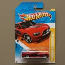 Hot Wheels 2011 New Models '11 Dodge Charger R/T (red)