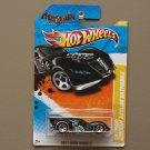 Hot Wheels 2011 New Models Batman Arkham Asylum Batmobile (black)