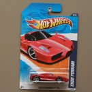 Hot Wheels 2011 Nightburnerz Enzo Ferrari (red)