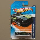 Hot Wheels 2011 Nightburnerz '07 Ford Shelby GT-500 (black)