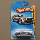 Hot Wheels 2010 New Models '10 Ford Shelby GT500 (silver)