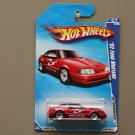 Hot Wheels 2010 HW Performance '92 Ford Mustang (red)