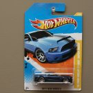 Hot Wheels 2011 New Models '10 Ford Shelby GT-500 Super Snake (blue)