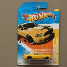 Hot Wheels 2011 New Models '10 Ford Shelby GT-500 Super Snake (yellow)