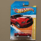 Hot Wheels 2011 New Models '10 Ford Shelby GT-500 Super Snake (red)