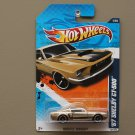 Hot Wheels 2011 Muscle Mania '67 Shelby GT-500 (champagne)