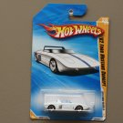 Hot Wheels 2010 New Models '62 Ford Mustang Concept (white)