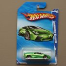 Hot Wheels 2010 HW Garage Lamborghini Reventon (green)
