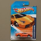 Hot Wheels 2010 HW Garage Lamborghini Reventon (orange)