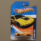 Hot Wheels 2011 HW Performance Acura NSX (yellow)