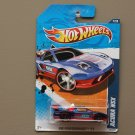 Hot Wheels 2011 HW Performance Acura NSX (purple)