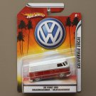 Hot Wheels 2006 California Local (1:50) '58 Volkswagen Panel Bus / Volkswagenbus / Folkvagnsbuss