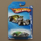 Hot Wheels 2010 HW Hot Rods 1/4 Mile Coupe (green) (SEE CONDITION)