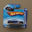 Hot Wheels 2010 Faster Than Ever '07 Ford Shelby GT500 (blue)