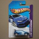 Hot Wheels 2013 HW Showroom Volkswagen Scirocco GT 24 (blue)