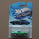 Hot Wheels 2013 Cool Classics 1968 Mercury Cougar