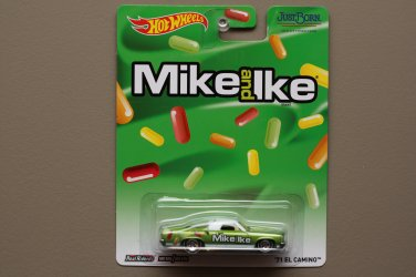 Hot Wheels 2014 Pop Culture Just Born Mike And Ike '71 El Camino