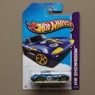 Hot Wheels 2013 HW Showroom Corvette Grand Sport (blue)