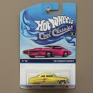 Hot Wheels 2014 Cool Classics '52 Hudson Hornet