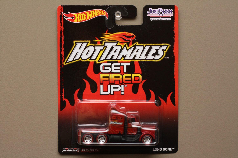 Hot Wheels 2014 Pop Culture Just Born Hot Tamales Long Gone