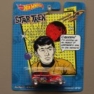Hot Wheels 2014 Pop Culture Star Trek Sulu Midnight Otto